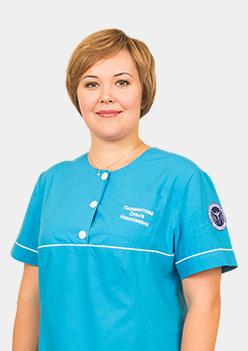 Пашментова Ольга Николаевна