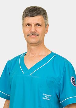 Шапошников Юрий Николаевич
