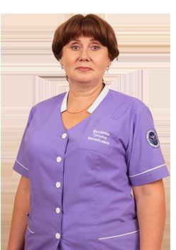 Матвеева Татьяна Васильевна